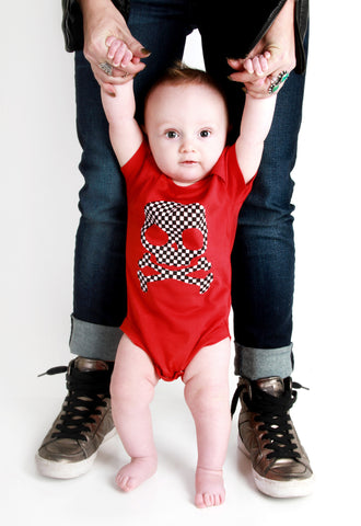 Punk Baby Clothes  sc 1 th 271 & My Baby Rocks: Punk Baby Clothes and Cool Baby Shower Gifts