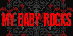 My Baby Rocks cool apparel for babies