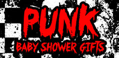 Punk baby shower gifts