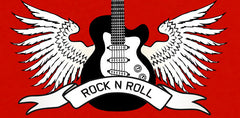 Rock n roll baby clothing