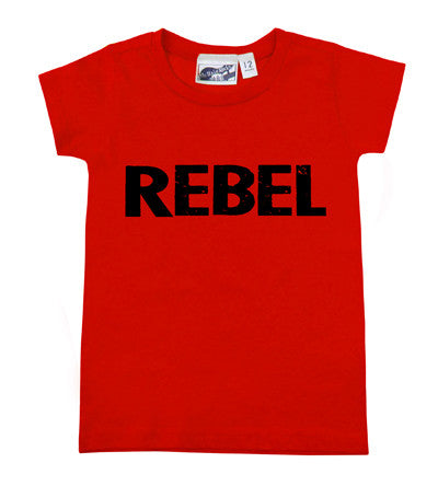 Rebel Red T-shirt