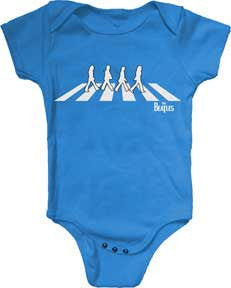 The Beatles Abbey Road Silhouette One Piece