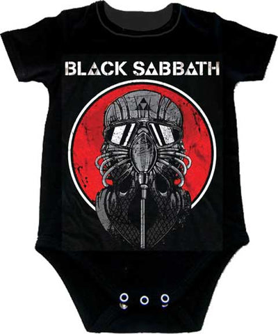 Black Sabbath Black One Piece
