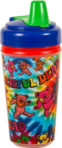 Grateful Dead Tie Dye Sippy Cup
