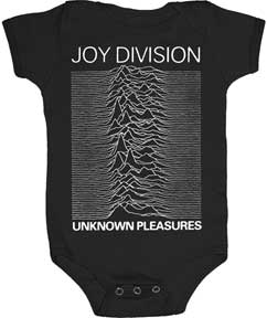 Joy Division Unknown Pleasures Black One Piece