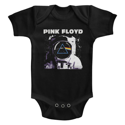 Pink Floyd Astronaut Helmet with Prism Black One Piece