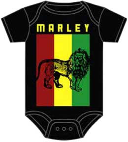Bob Marley Lion Flag One Piece