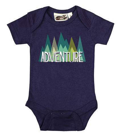 Adventure Navy Blue One Piece