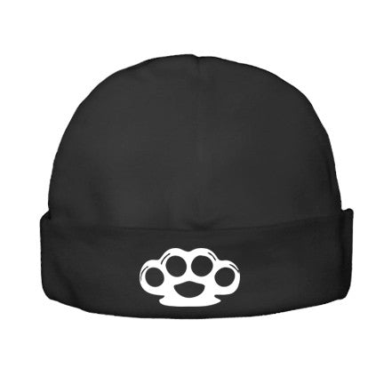 Brass Knuckles Black Beanie