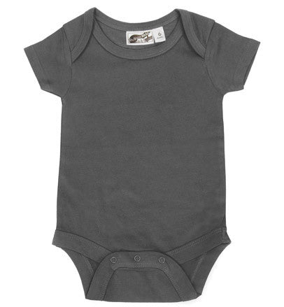 Charcoal Blank One Piece