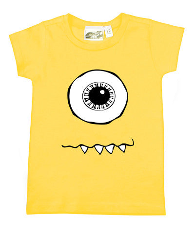 Cyclops Yellow T-shirt