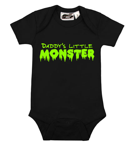 Daddy's Little Monster One Piece