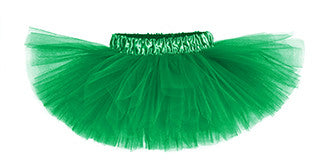 Baby toddler green st patricks day tutu