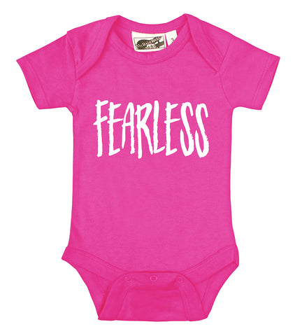 Fearless Hot Pink One Piece