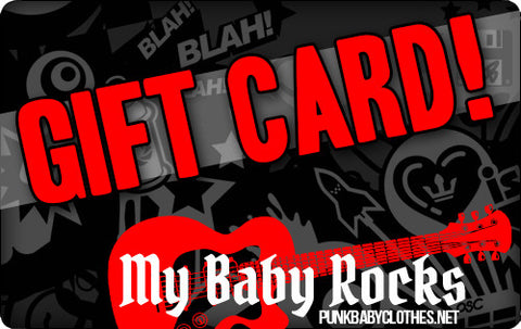 Gift Card - Available in amounts $15-$300