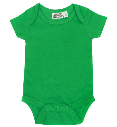 Kelly Green Blank One Piece