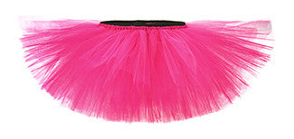 Hot Pink Playful Tulle Tutu