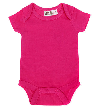 Hot Pink Blank One Piece