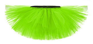 Lime Green Playful Tulle Tutu