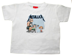 Metallica toddler clothing