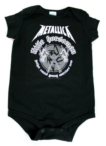 Metallica Little Horseman One Piece