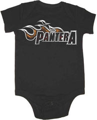 Pantera band merch for infants