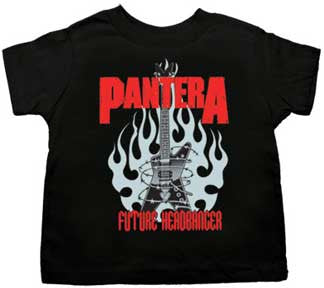 Pantera Future Headbanger Toddler T-shirt