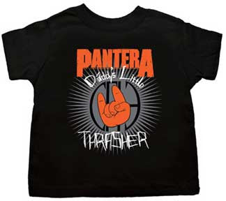 Pantera Daddy's Little Thrasher T-shirt