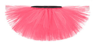 Pink Grapefruit Playful Tulle Tutu