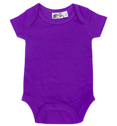 Purple Blank One Piece