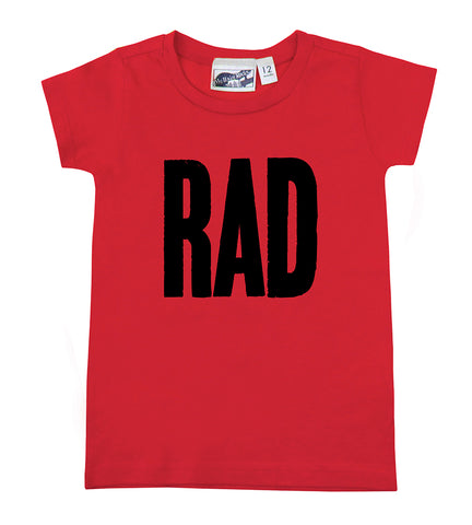 Rad Red T-shirt