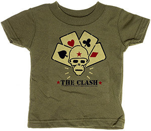 Clash Army T-shirt