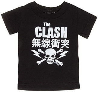The Clash Japan T-shirt