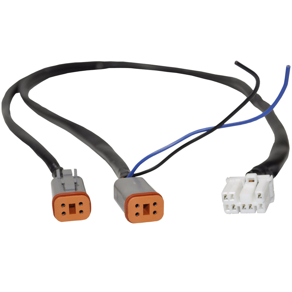 Bagger Brothers Wiring harness for extended CVO fenders 1996-2013