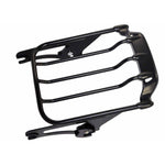 Bagger Brothers Detachable Spoiler Two-Up Luggage Rack - Fits 2009-2017 Harley-Davidson® FL Touring Models