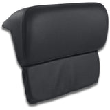 Bagger Brothers Razor Passenger Backrest Pad - Fits 2014-2017 Harley-Davidson® Touring Models with Razor Tour-Pak, Bagger Brothers