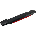 Bagger Brothers Vivid Black LED Tour-Pak Spoiler Kit