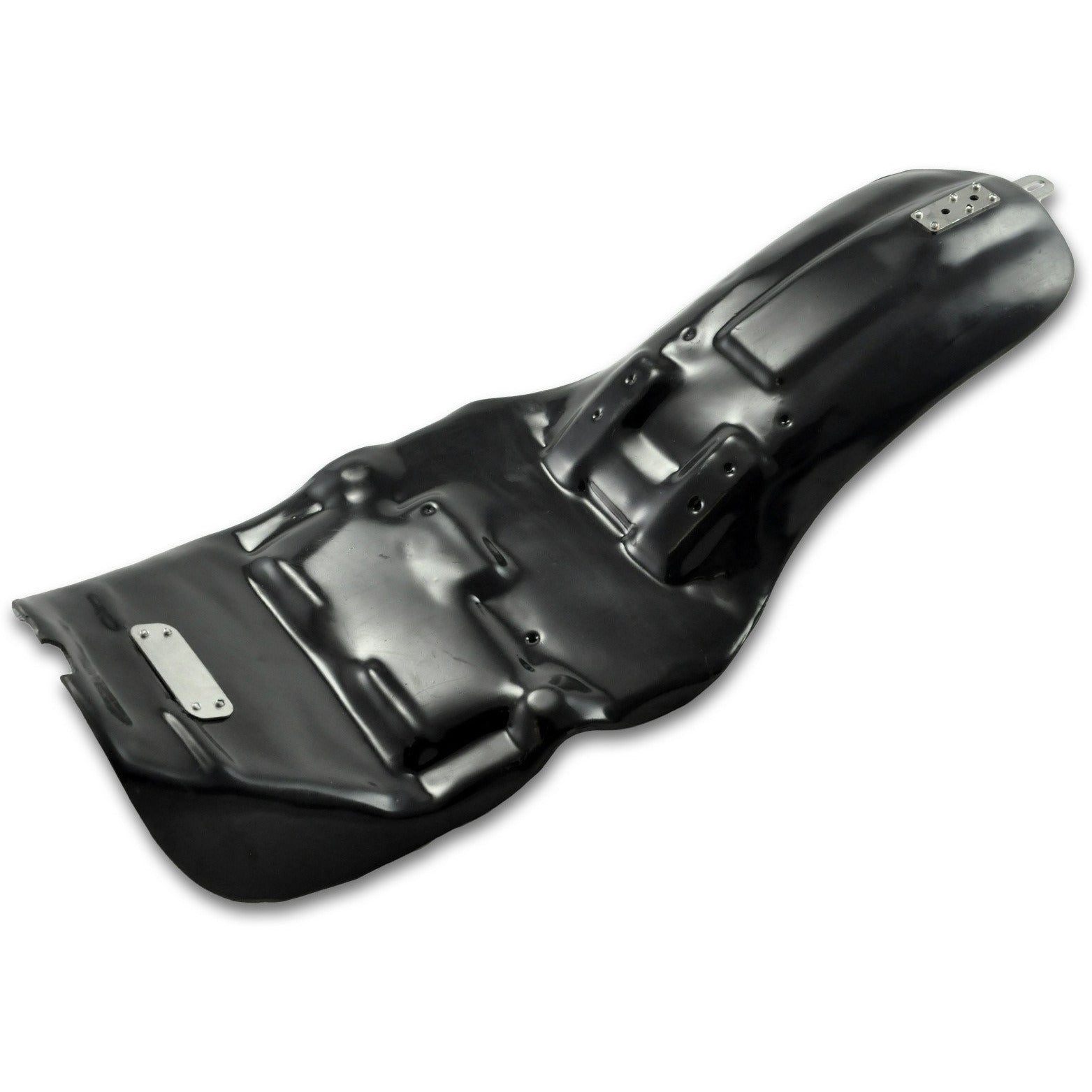 Bagger Brothers Seat Custom Pan Fits 2008-2016 Touring Models with Extended Tank