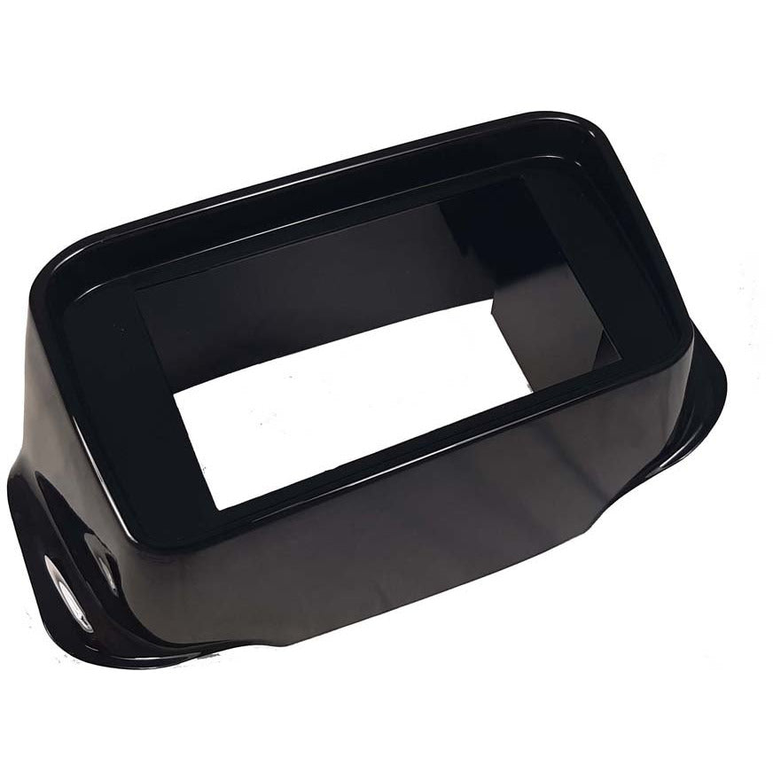 Bagger Brothers Double Din GPS Tray Fits HD FLTR FLTX Road Glide Inner Radio Fits 1997-2013