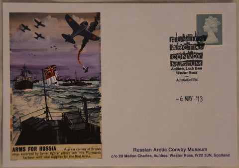 First Day Cover - Commemorative Envelope