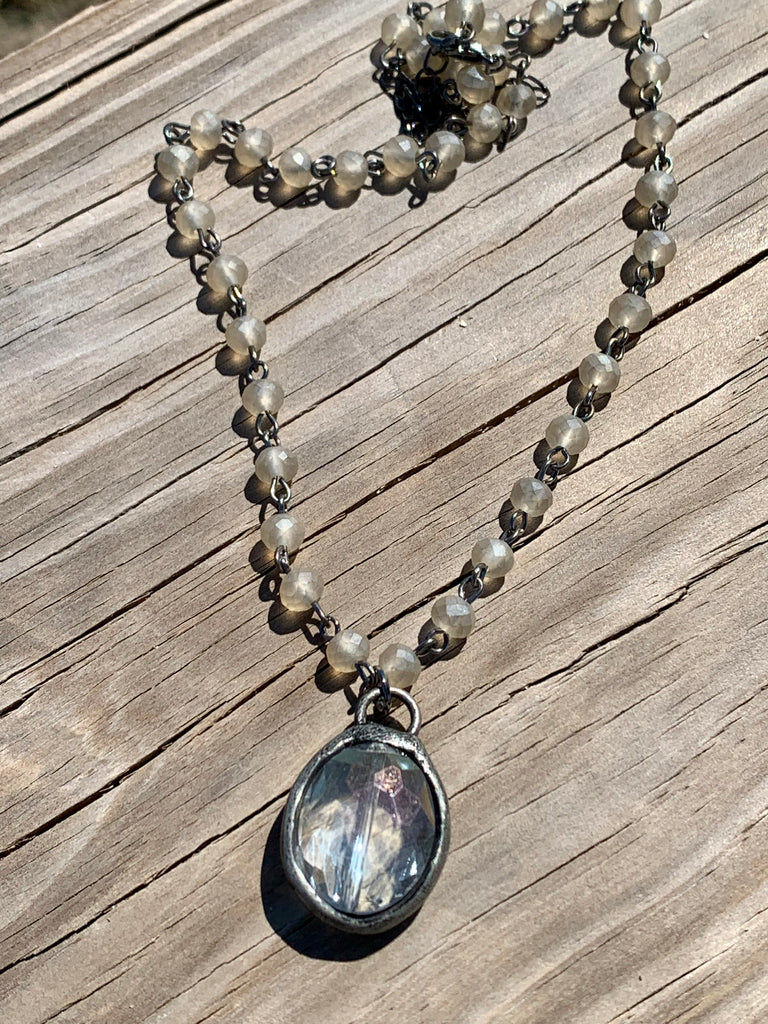 Driftwood Short Necklace