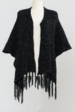 Chenille and Fringe Ruanna