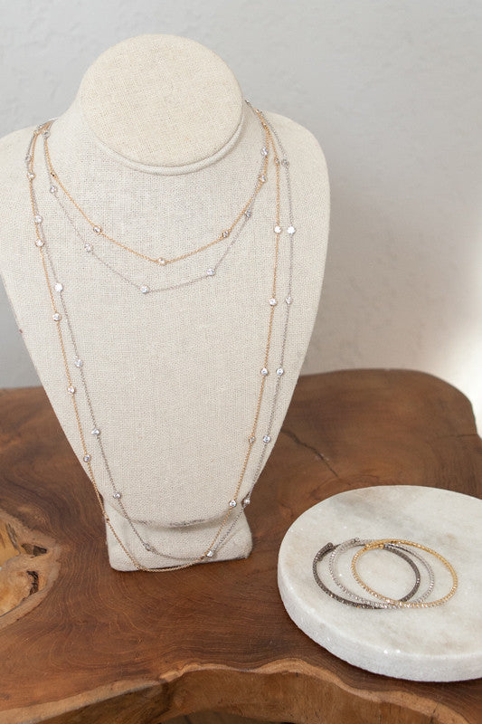 Eternity Necklace Gift Set