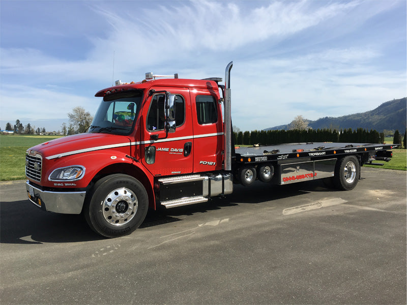 hope surrey and chilliwack towing company jamie davis