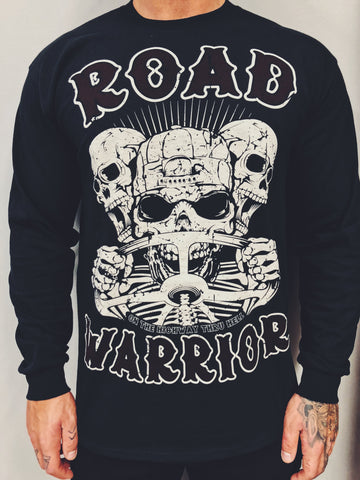 Long Sleeve Road Warrior