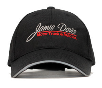 Jamie Davis Hat With Reflective Edge