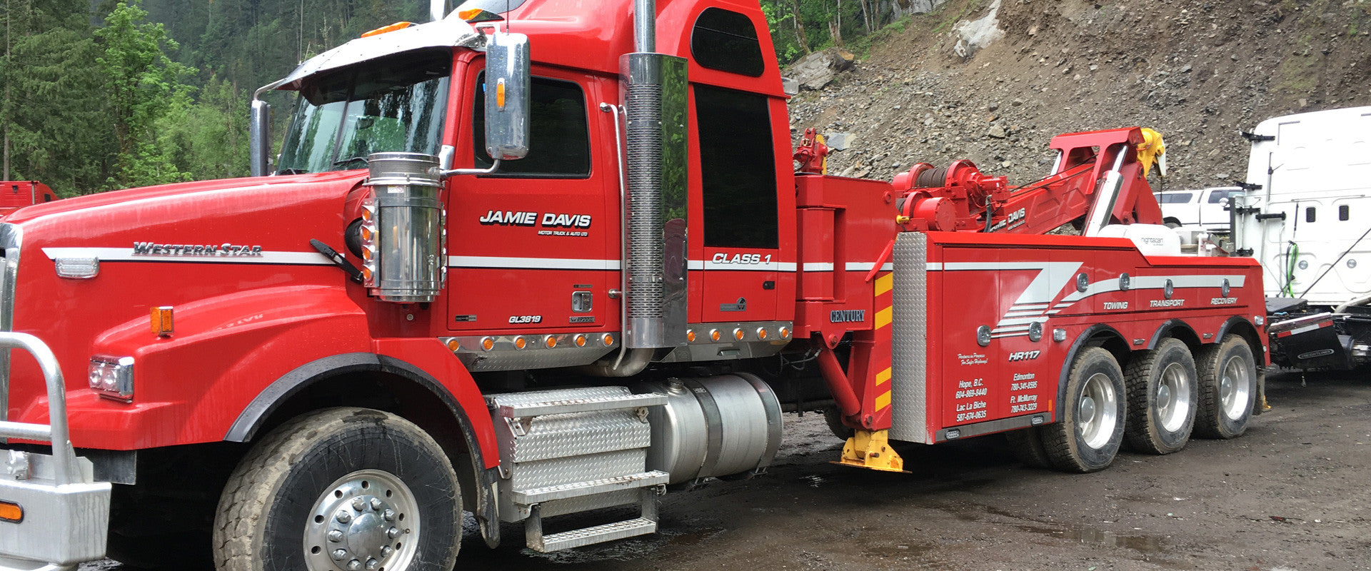 Hope, Surrey, And Chilliwack Towing Company | Jamie Davis Towing
