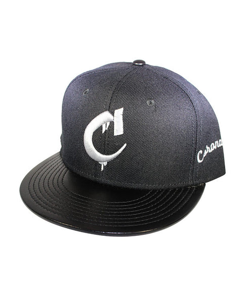 """C"" Logo Hat Painted"