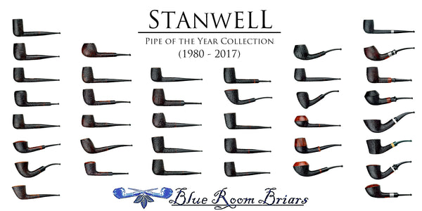 The Stanwell Pipe of the Year Collection