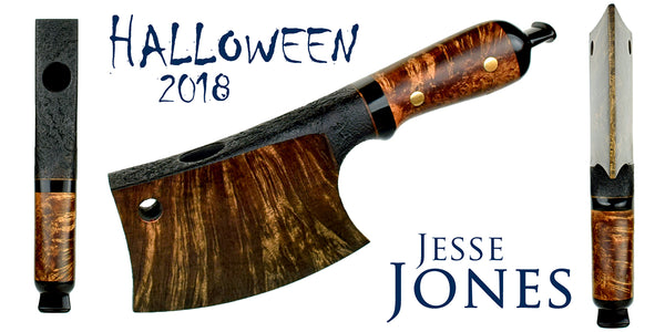 2018 Jones Halloween Pipe